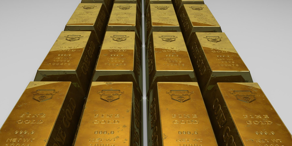 Gold sales